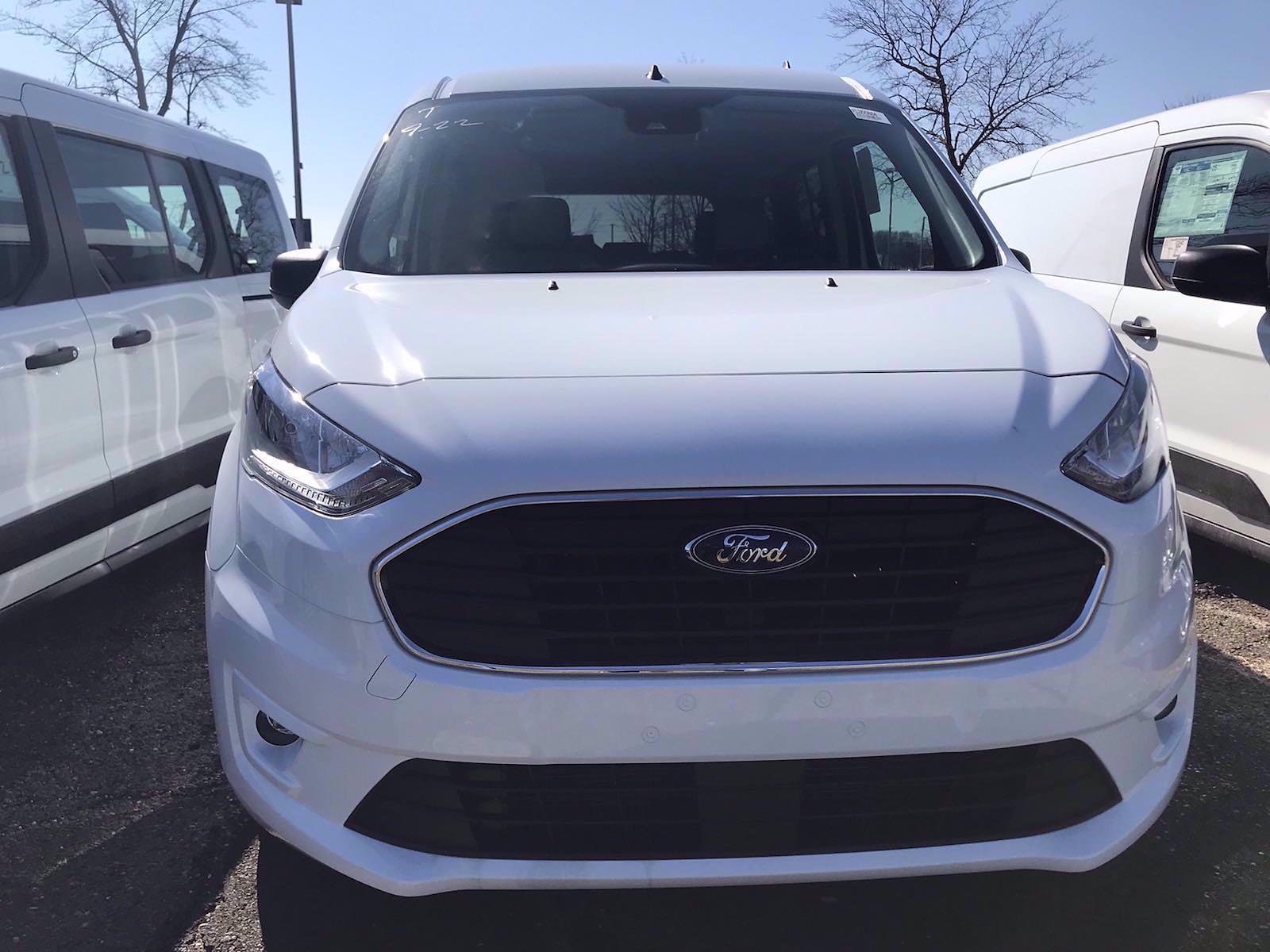 2021 Ford Transit Connect FWD, Passenger Wagon #FLU00884 - photo 5