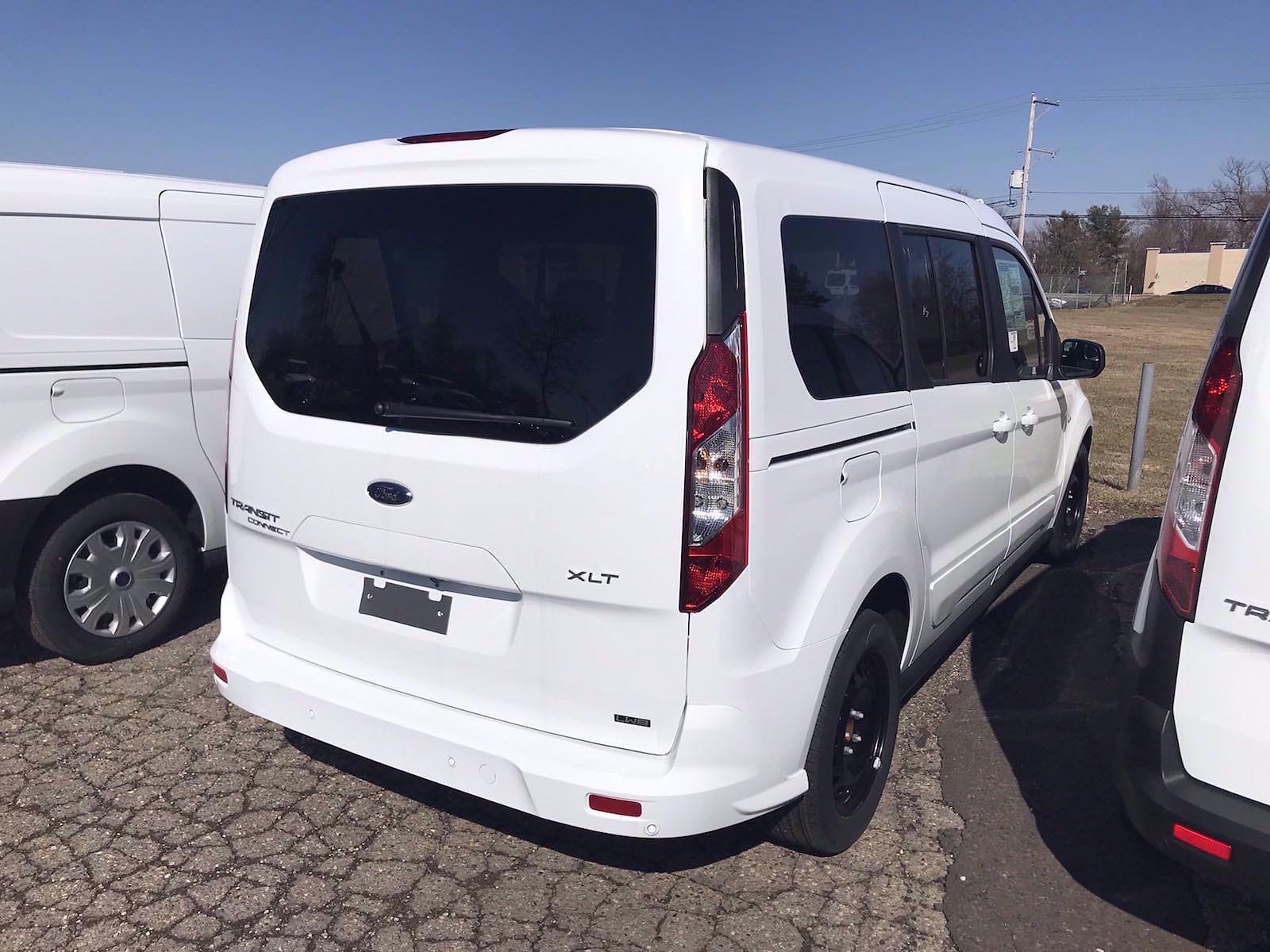 2021 Ford Transit Connect FWD, Passenger Wagon #FLU00884 - photo 1