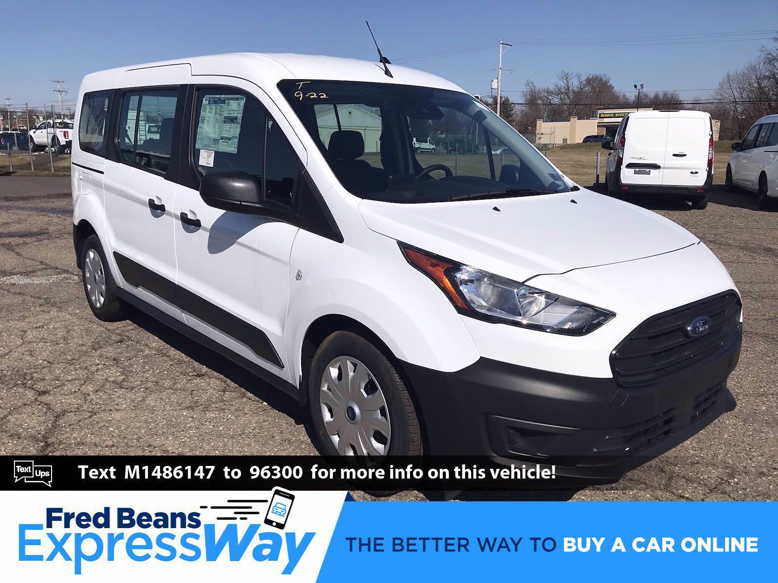2021 Ford Transit Connect FWD, Passenger Wagon #FLU00885 - photo 1