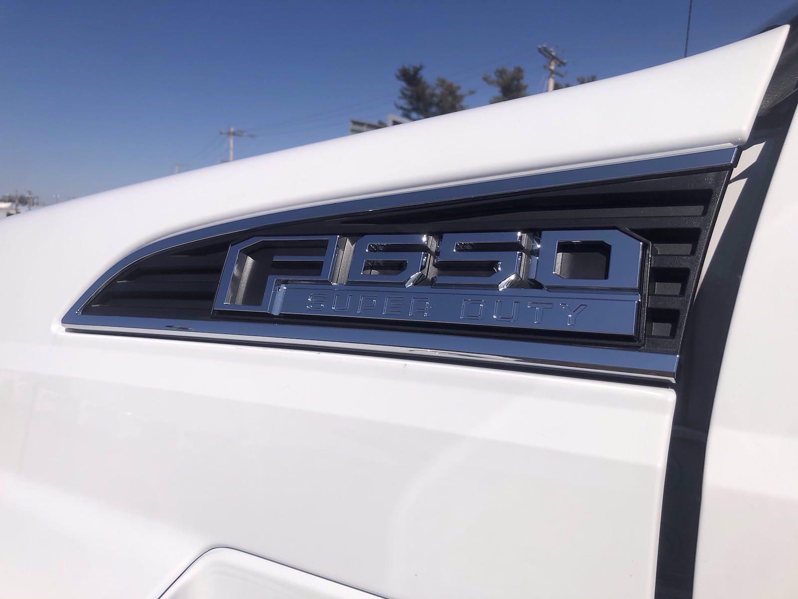 2021 Ford F-650 Regular Cab DRW 4x2, Cab Chassis #FLU00899 - photo 6