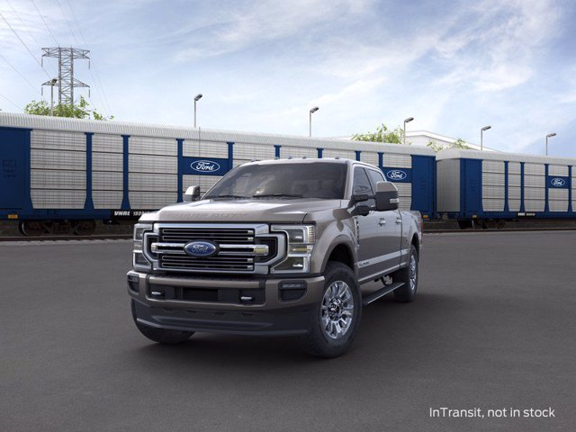 2020 Ford F-350 Crew Cab 4x4, Pickup #FLU00942 - photo 4