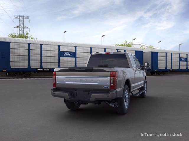2020 Ford F-350 Crew Cab 4x4, Pickup #FLU00942 - photo 2