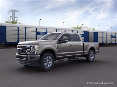 2020 Ford F-350 Crew Cab 4x4, Pickup #FLU00942 - photo 3