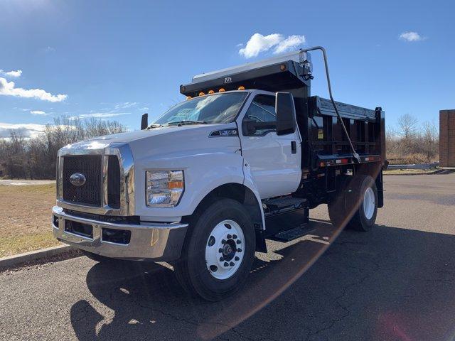 2021 Ford F-650 Regular Cab DRW 4x2, Godwin 300U Dump Body #FLU00950 - photo 8