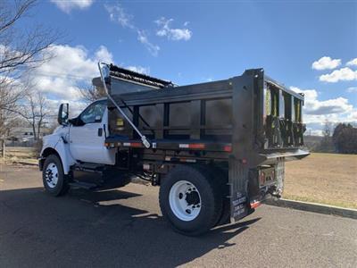 2021 Ford F-650 Regular Cab DRW 4x2, Godwin 300U Dump Body #FLU00950 - photo 2