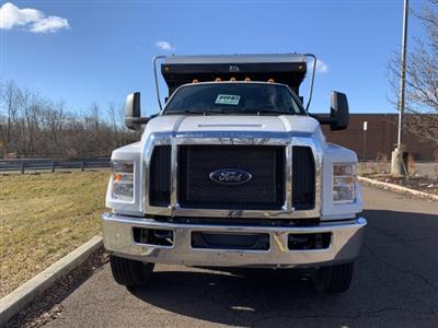 2021 Ford F-650 Regular Cab DRW 4x2, Godwin 300U Dump Body #FLU00950 - photo 7