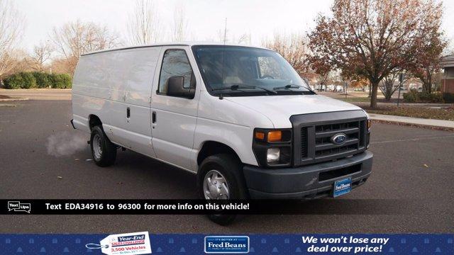 2014 Ford E-250 4x2, Empty Cargo Van #FLU009561 - photo 1