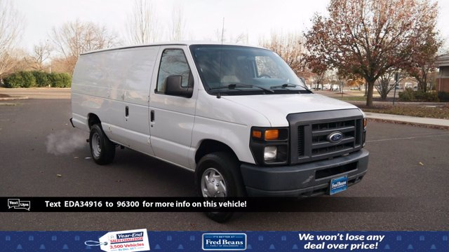 2014 Ford E-250 RWD, Empty Cargo Van #FLU009561 - photo 1