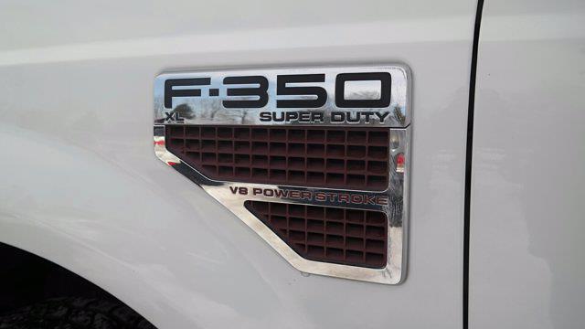 2008 Ford F-350 Crew Cab 4x4, Service Body #FLU009881 - photo 23