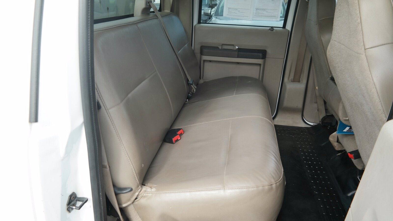 2008 Ford F-350 Crew Cab 4x4, Reading Service Body #FLU009881 - photo 15