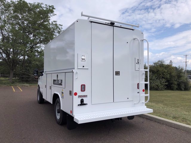 2021 Ford E-350 4x2, Reading Aluminum CSV Service Utility Van #FLU00993 - photo 3