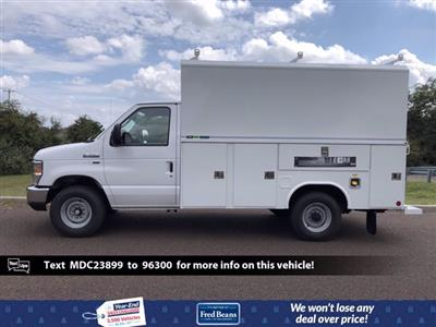 2021 Ford E-350 4x2, Reading Aluminum CSV Service Utility Van #FLU00993 - photo 1