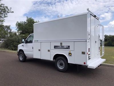 2021 Ford E-350 4x2, Reading Aluminum CSV Service Utility Van #FLU00993 - photo 2