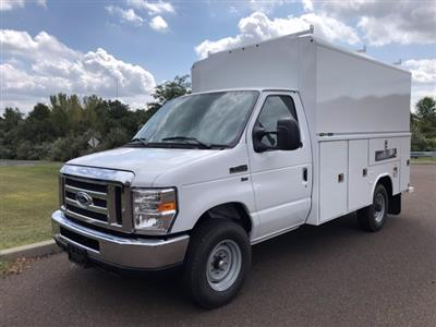 2021 Ford E-350 4x2, Reading Aluminum CSV Service Utility Van #FLU00993 - photo 7