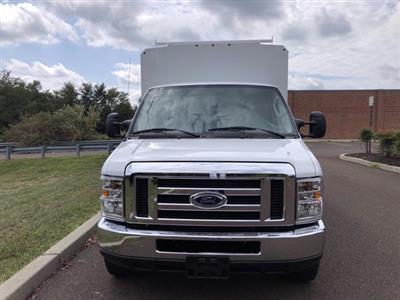 2021 Ford E-350 4x2, Reading Aluminum CSV Service Utility Van #FLU00993 - photo 8
