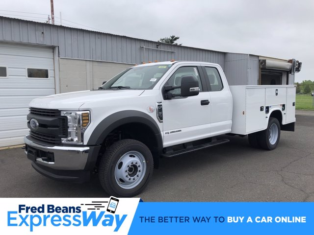 2020 Ford F-350 Super Cab DRW 4x4, Knapheide Steel Service Body #FLU00999 - photo 1