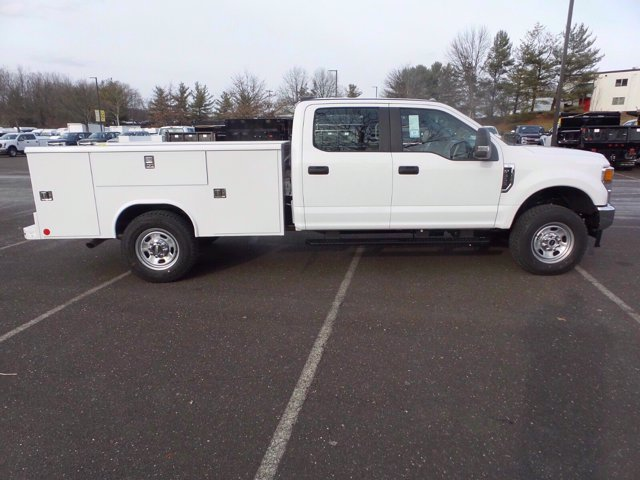 2020 Ford F-350 Crew Cab 4x4, Reading Service Body #FLU01006 - photo 5