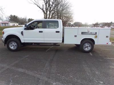 2020 Ford F-350 Crew Cab 4x4, Reading Service Body #FLU01006 - photo 8