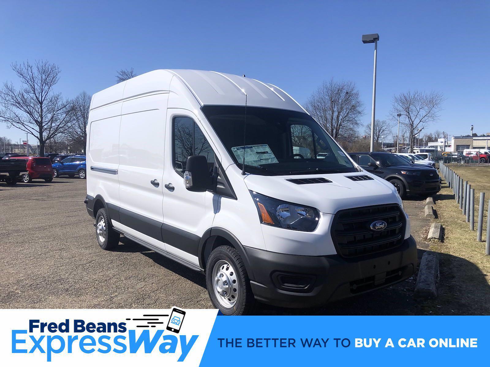 2020 Ford Transit 350 High Roof 4x2, Empty Cargo Van #FLU01035 - photo 1