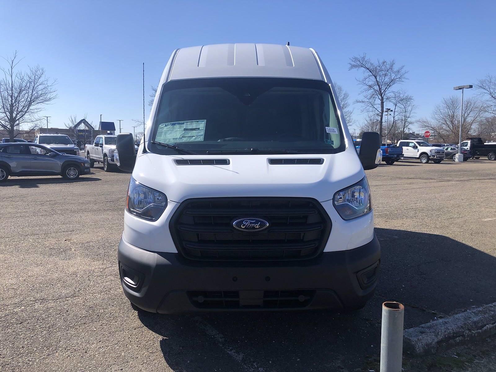 2020 Ford Transit 350 High Roof 4x2, Empty Cargo Van #FLU01035 - photo 3