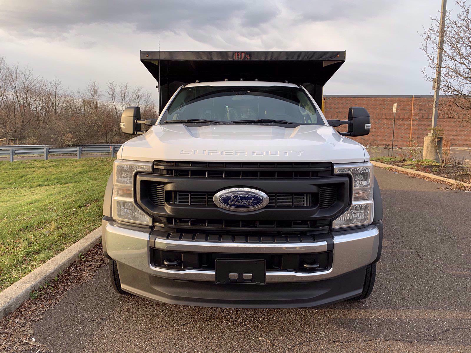 2020 Ford F-550 Regular Cab DRW 4x4, PJ's Landscape Dump #FLU01044 - photo 6