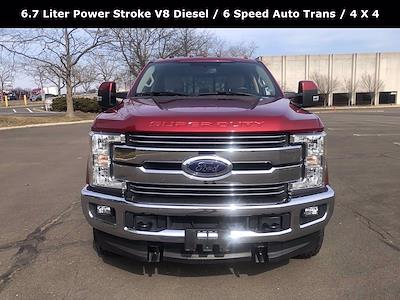 2017 Ford F-350 Crew Cab DRW 4x4, Pickup #FLU010551 - photo 3