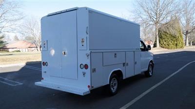 2014 GMC Savana 3500 4x2, Service Utility Van #FLU010712 - photo 13