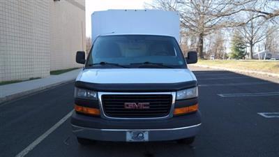 2014 GMC Savana 3500 4x2, Service Utility Van #FLU010712 - photo 3