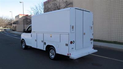 2014 GMC Savana 3500 4x2, Service Utility Van #FLU010712 - photo 5