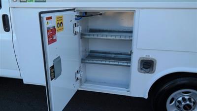2014 GMC Savana 3500 4x2, Service Utility Van #FLU010712 - photo 7