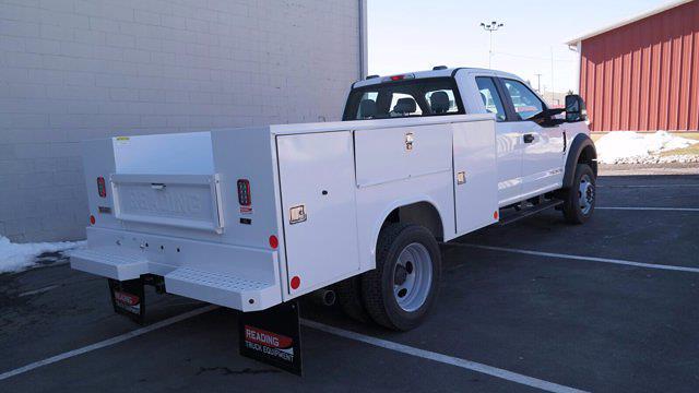 2020 Ford F-450 Super Cab DRW 4x4, Service Body #FLU01072 - photo 2