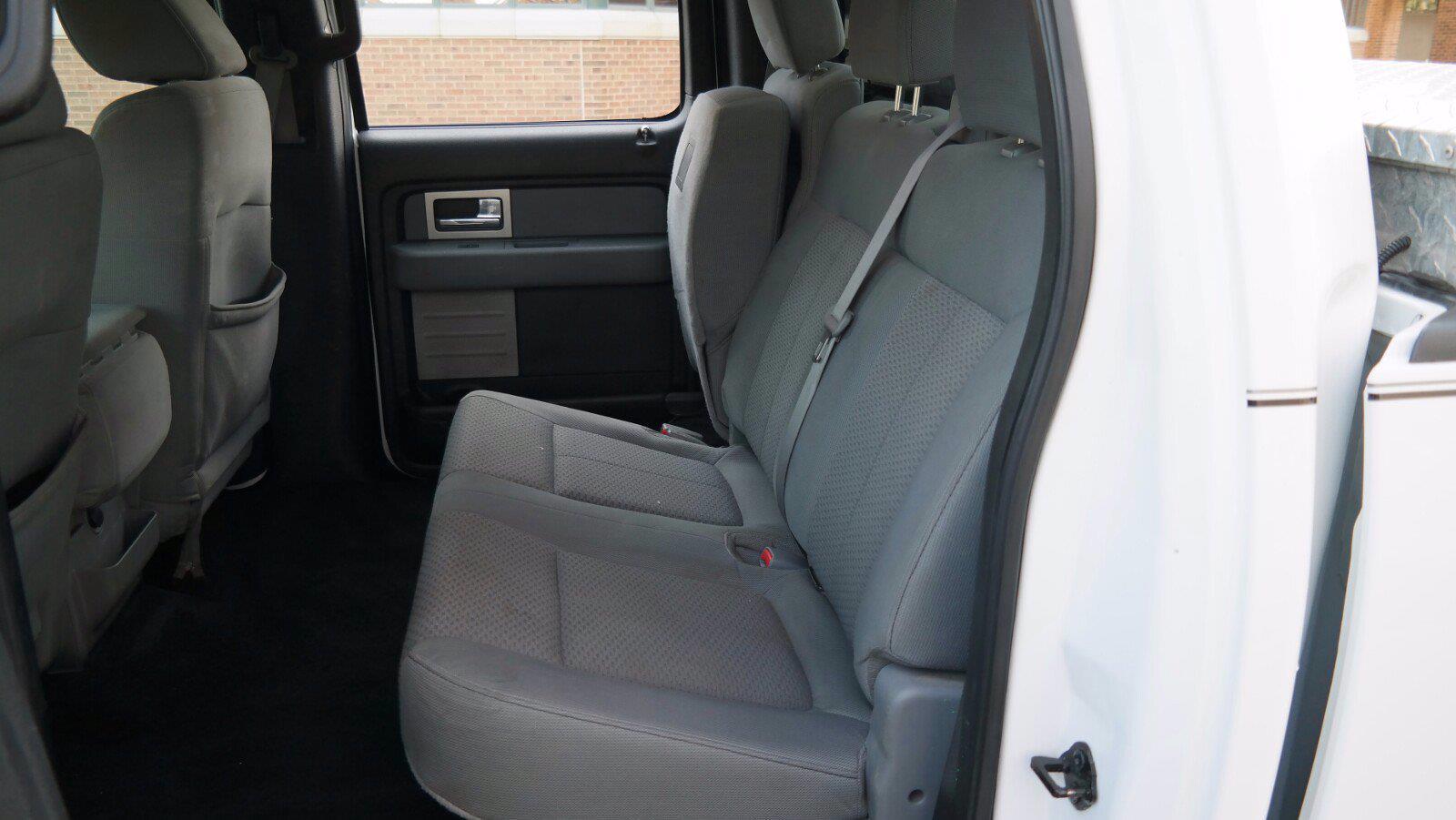 2011 Ford F-150 Super Cab 4x4, Pickup #FLU010732 - photo 19