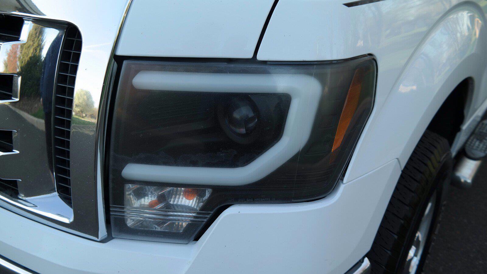 2011 Ford F-150 Super Cab 4x4, Pickup #FLU010732 - photo 2