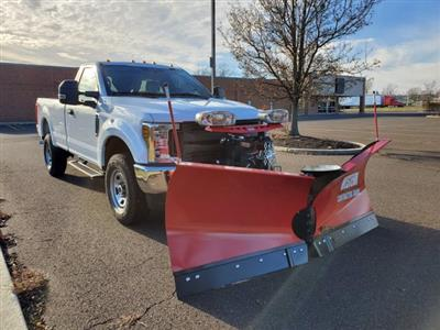 2020 Ford F-350 Regular Cab 4x4, Pickup #FLU01075 - photo 2