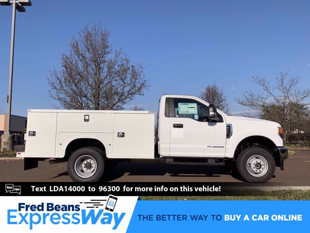 2020 Ford F-350 Regular Cab DRW 4x4, Knapheide Steel Service Body #FLU01078 - photo 1