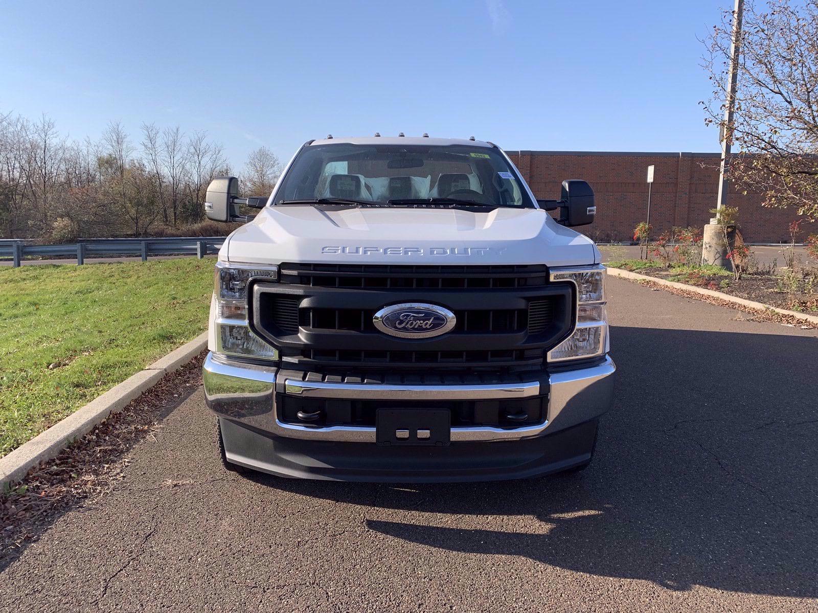 2020 Ford F-350 Regular Cab DRW 4x4, Knapheide Steel Service Body #FLU01078 - photo 10