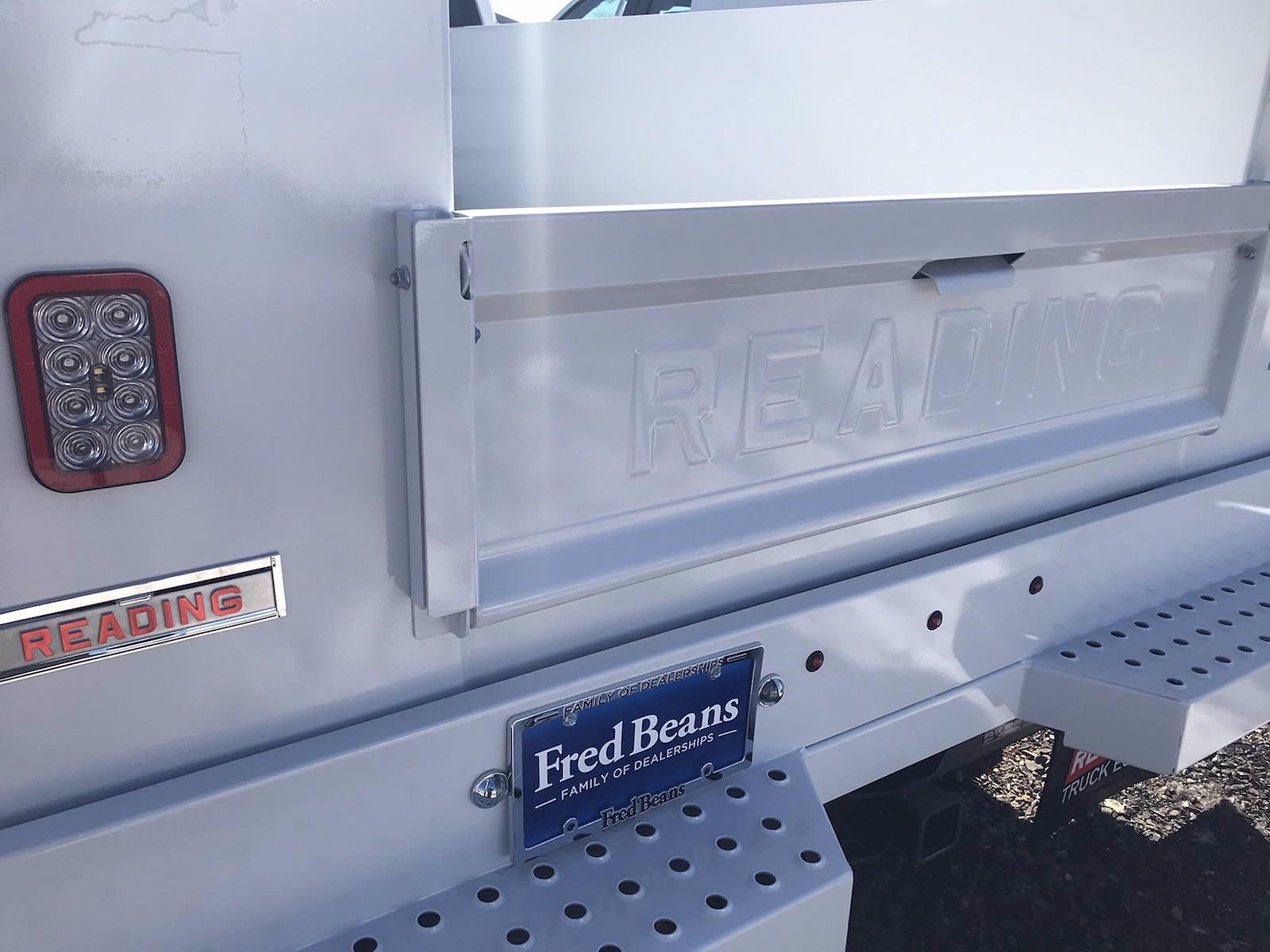 2020 Ford F-450 Super Cab DRW 4x4, Reading SL Service Body #FLU01109 - photo 6