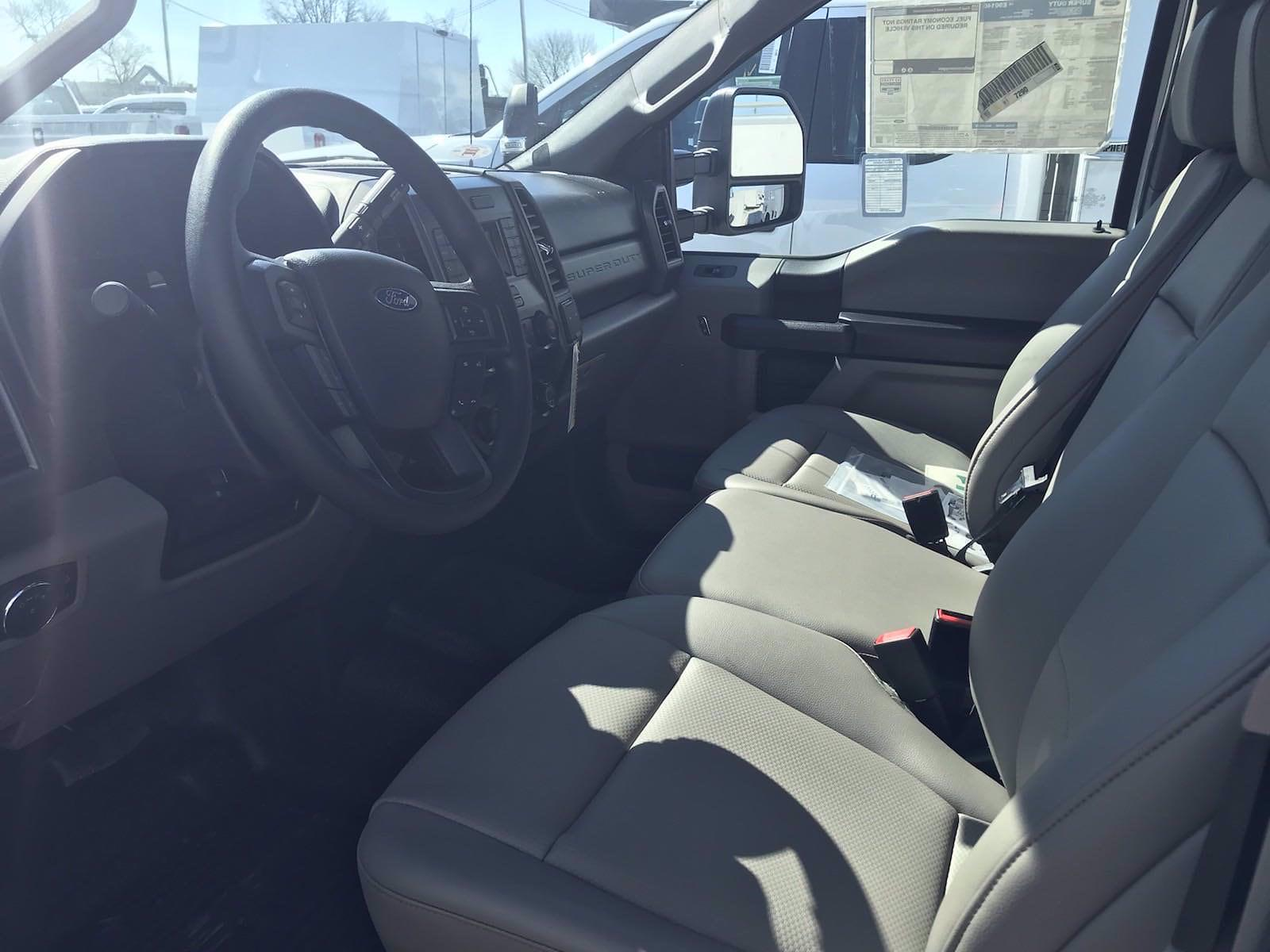 2020 Ford F-450 Super Cab DRW 4x4, Reading SL Service Body #FLU01109 - photo 8