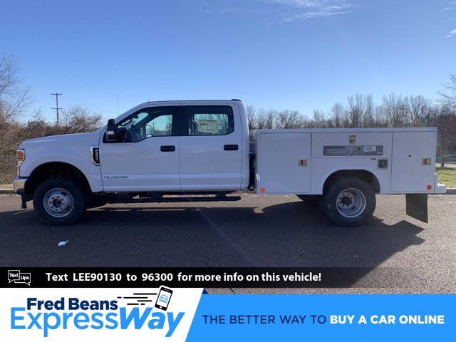 2020 Ford F-350 Crew Cab DRW 4x4, Reading SL Service Body #FLU01110 - photo 1