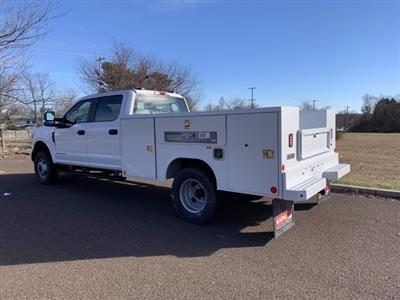 2020 Ford F-350 Crew Cab DRW 4x4, Reading SL Service Body #FLU01110 - photo 3