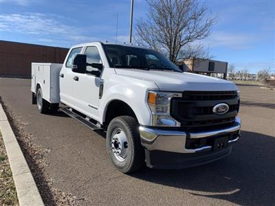 2020 Ford F-350 Crew Cab DRW 4x4, Reading SL Service Body #FLU01110 - photo 6