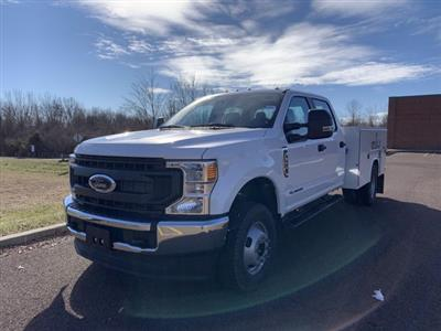 2020 Ford F-350 Crew Cab DRW 4x4, Reading SL Service Body #FLU01110 - photo 8