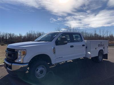 2020 Ford F-350 Crew Cab DRW 4x4, Reading SL Service Body #FLU01110 - photo 9