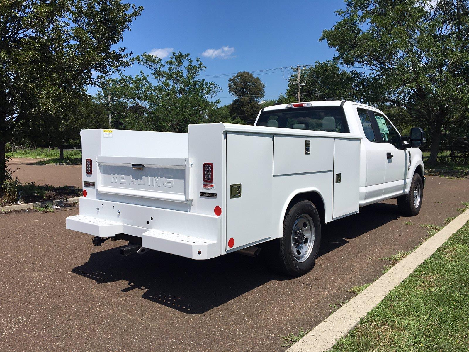 2020 Ford F-350 Super Cab 4x2, Reading Classic II Steel Service Body #FLU01111 - photo 5