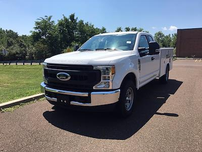 2020 Ford F-350 Super Cab 4x2, Reading Classic II Steel Service Body #FLU01111 - photo 7