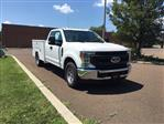 2020 Ford F-350 Super Cab 4x2, Reading Classic II Steel Service Body #FLU01111 - photo 6
