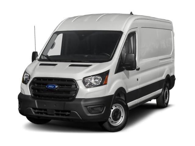 2020 Ford Transit 350 Med Roof AWD, Empty Cargo Van #FLU01113 - photo 1