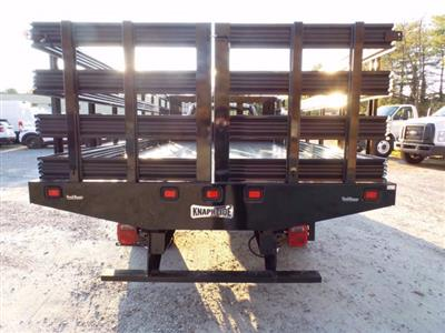 2020 Ford F-550 Regular Cab DRW 4x2, Knapheide Value-Master X Stake Bed #FLU01123 - photo 2