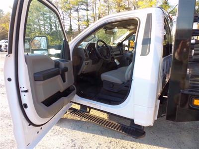 2020 Ford F-550 Regular Cab DRW 4x2, Knapheide Value-Master X Stake Bed #FLU01123 - photo 6