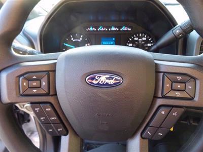 2020 Ford F-550 Regular Cab DRW 4x2, Knapheide Value-Master X Stake Bed #FLU01123 - photo 8
